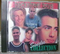 CD muzica Backstreet Boys - Singles Collection