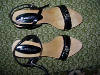 sandale cu talpa ortopedica