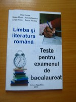 Teste pentru examenul de bacalaureat