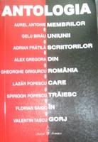 Antologia membrilor Uniunii Scriitorilor din Romania care traiesc in Gorj