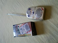 Radio portabil cu difuzor
