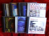 7 CD-uri cu filme - originale