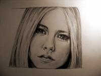 Desenez portret dupa fotografie