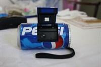 Ofer aparat foto cu film Pepsi