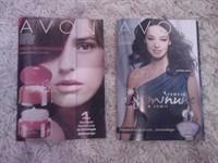 Doua reviste Avon