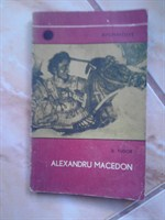 carte D. Tudor -  Alexandru Macedon