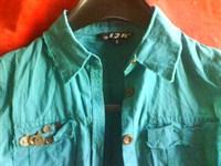 bluza cu ornamente metalice - LJR