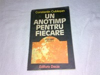 Un Anotimp pentru Fiecare - Constantin Cublesan