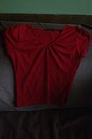 bluza rosie masura 34 / S