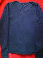 doua tricouri negre - marimea S