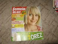 Revista femeia de azi aprilie 2008 (Id = 116)
