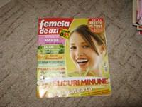 Revista femeia de azi martie 2008 (Id = 116)