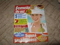 Revista femeia de azi iunie 2007 (Id = 127)
