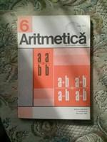 Manual aritmetica clasa VI