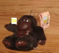 Gorila de plus, maro (citeste descrierea)