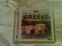 CD muzica Terra Greece - muzica greceasca