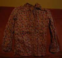 camasa inflorata XXS/32 sau 154 (copii) - nepurtata