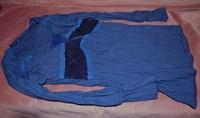 bluza bleumarin Reds 36/S - nepurtata