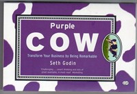 Seth Godin - Purple Cow