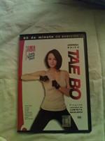 DVD Tae-Bo Andreea Raicu