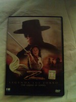 DVD - Legenda lui Zorro