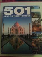 Carte - 501 Must-Visit Destinations