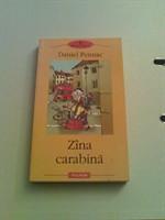 Carte - Daniel Pennac - Zana Carabina