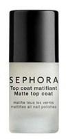 Ojă matifiantă Sephora