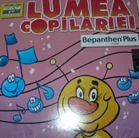Lumea copilariei - CD muzical