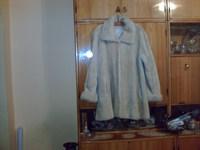 jacheta de blana sintetica