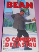 caseta video - MR BEAN - O comedie dezastru