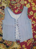 Vesta de blugi