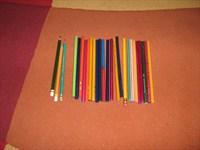 Creioane, aproape toate noi
