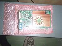 Placa video Nvidia GEFORCE FX5500 / 256 M  DDR 1  / 128biti