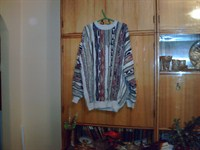 pulover barbatesc