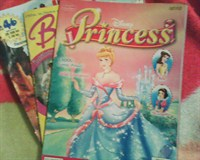 Revista Princess nr.1 Ianuarie 2008