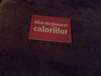 mini-dictionarul caloriilor