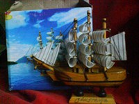 ornament corabie cu panze (2)