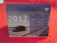 Calendar birou 2012