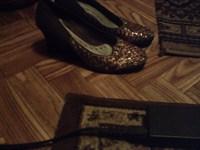 pantofi cu talpa ortopedica