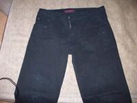 Pantalon negru, 46
