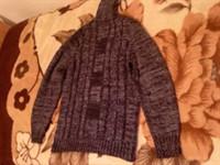 pulover albastru pt baiat