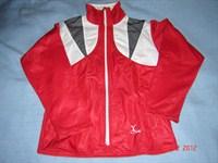 Bluza de trening rosie
