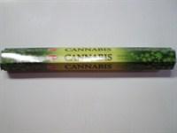 Betisoare parfumate aromaterapie cu miros de Cannabis