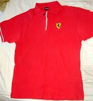 Tricou barbati, marca Ferrari original