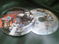 2 jocuri originale de PC - Ghost Recon si Project SnowBlind