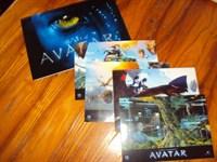 carticica si vederi cu filmul Avatar