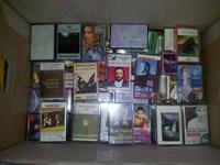 colectie casete audio (peste 100bucati) - URGENT