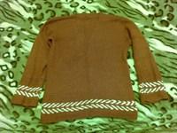 pulover tricotat din PNA