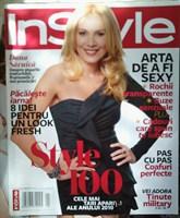 Revista InStyle + Catalog H&M